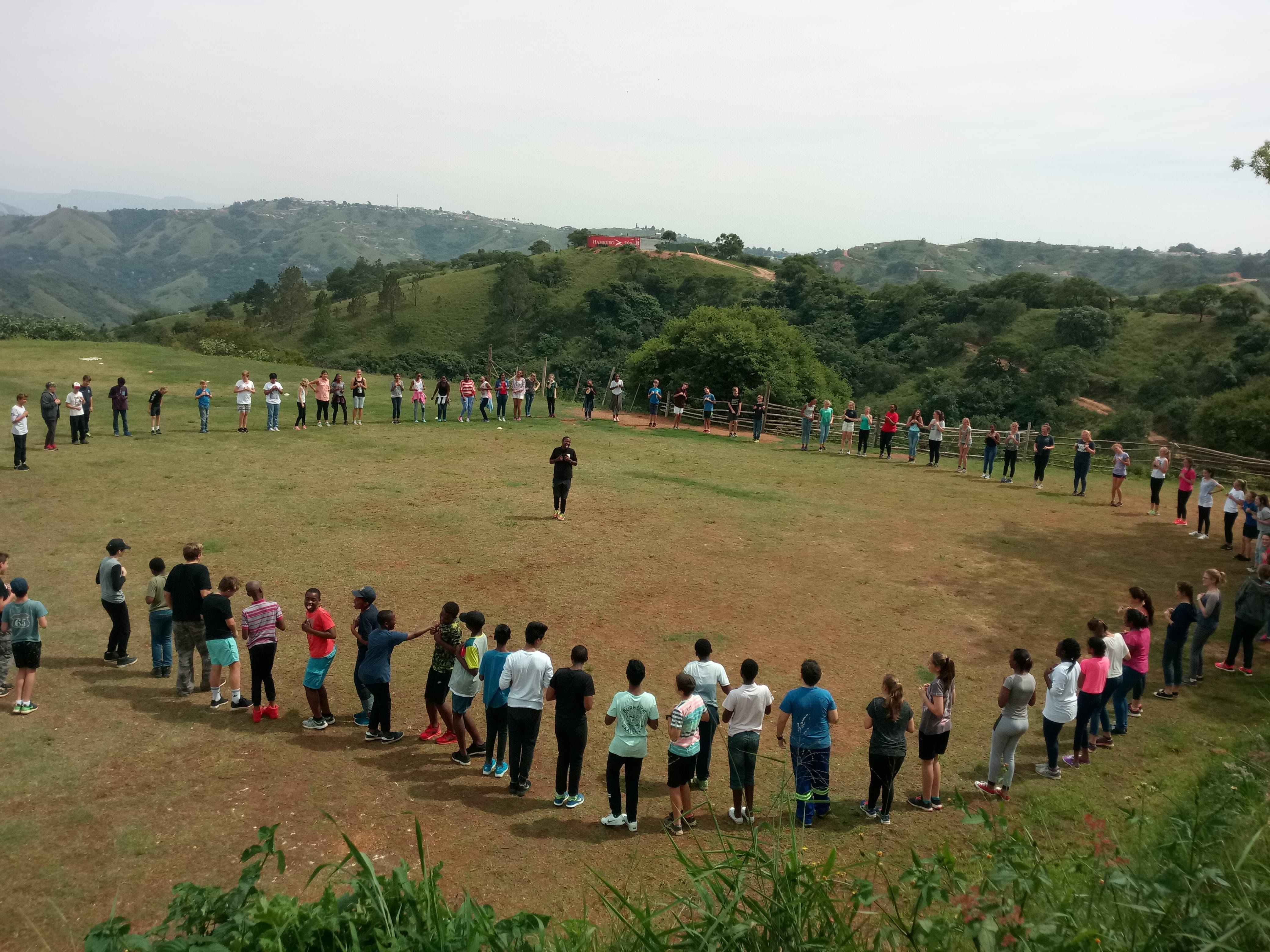 Infinite Adventures Team Building School Youth Camp Activities