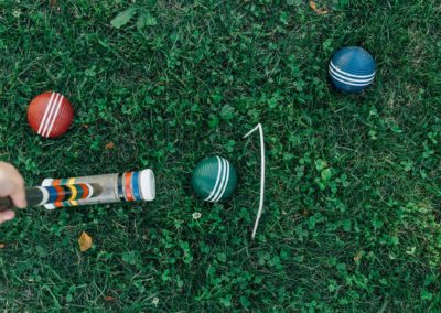 Croquet For A Cause